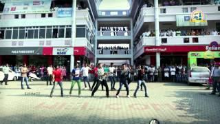 FLASH MOB - Essence 2k14(Food Fest) by SJIHMCT-Palai