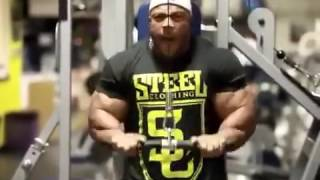 Phil Heath Trains Arms 7 Weeks Out! FLEX Online