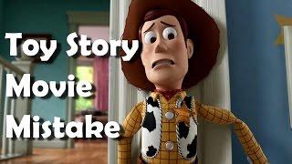 10 Disney TOY STORY Movie MISTAKES That Slipped Through Editing | Toy Story Movie MISTAKES
