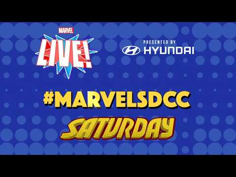 Xxx Mp4 Marvel LIVE At San Diego Comic Con 2018 Day 3 3gp Sex
