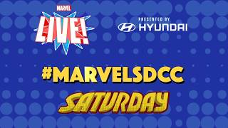 Marvel LIVE! at San Diego Comic-Con 2018 - Day 3