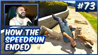 Fattest Fingers In Gaming - How'd The GTA Speedrun End - Ep 215