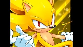 I Can Go Super Sonic Amv
