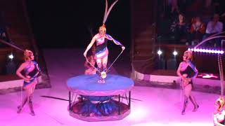 2018.01.14-CIRCUS FESTIVAL -CHINESE NATIONAL ACROBATIC TROUPE CHINA-video : PAÁL LÁSZLÓ