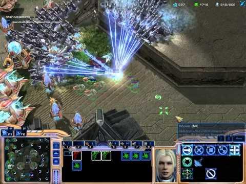 SC2 FFS Event226 Game 6 Part 4/5 (God's Land)
