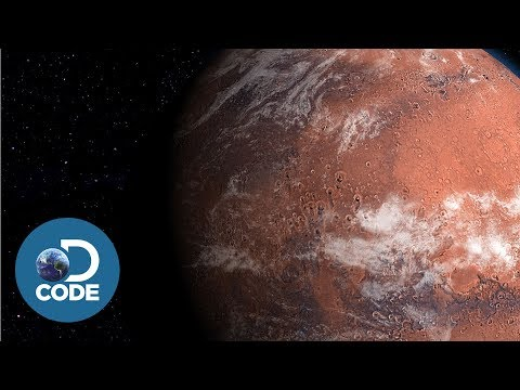 What Does New Found Water on Mars Mean for life