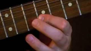 Blues Guitar Solo - Improvised By Dan Denley