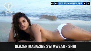 Blazer magazine Swimwear - Shir | FashionTV