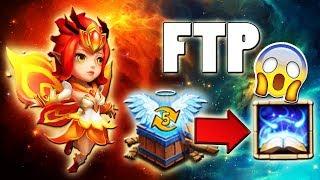 UN'ALTRA RIGE 5!! Evolvo Pixie Skill 10/10 | Avventura Free To Play #42 - Castle Clash ITA