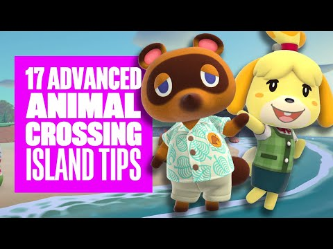 Animal Crossing New Horizons 17 Advanced Tips and Tricks for Your Island