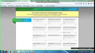 How To Earn Money Online NeobuX ptc site hindi
