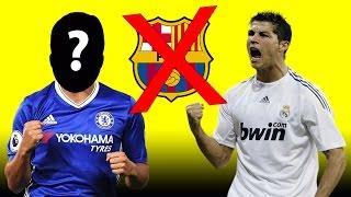 أفضل 5 نجوم وأساطير رفضوا الإنضمام إلى برشلونة..!!