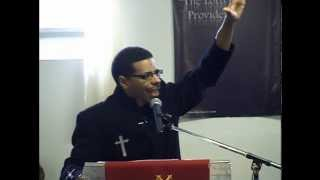 "Sermon, Jordan River MBC, Buffalo NY, Pastor Gray , ""Jesus did not questions God, he surrendered..."""