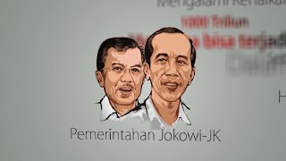 HUTANG INDONESIA NAIK SEBESAR 1000 Trilliun SEMENJAK JOKOWI MENJADI PRESIDEN, INI PENYEBABNYA