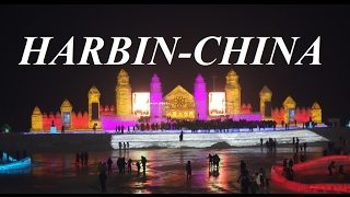 China/Harbin (Ice Festival By night 2017) Part 10