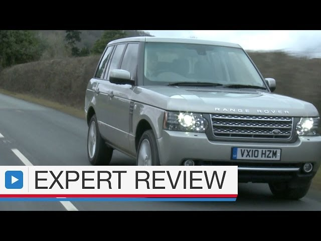Land Rover Range Rover SUV 2003 - 2013 expert car review