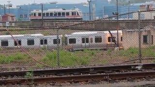 PHILADELPHIA TRAIN CRASH (DISTURBING FOOTAGE)