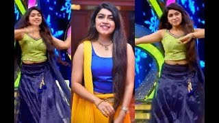 Actress Manasa Radhakrishnan Hot Dance | Travel Diaries