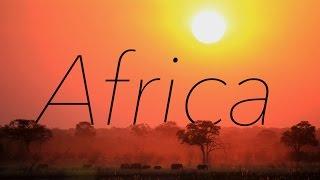 The Beauty of Africa | Cinematic Impressions in 4K!
