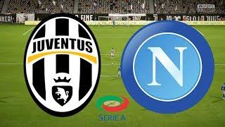 Serie A 2018/19 - Juventus Vs Napoli - 29/09/18 - FIFA 18