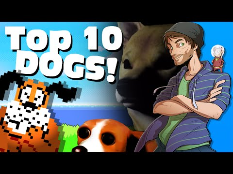 Xxx Mp4 Top 10 Dogs In Video Games SpaceHamster 3gp Sex