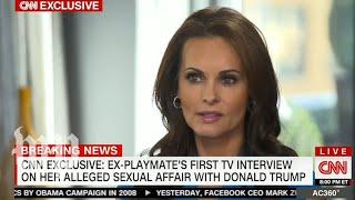 Karen McDougal's emotional CNN interview, annotated