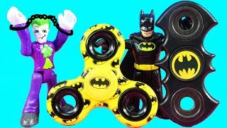 Imaginext Joker Gets Arrested For Using Fidget Spinner And Goes To Jail Stolen From Toy Batman