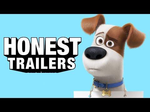 Honest Trailers The Secret Life of Pets