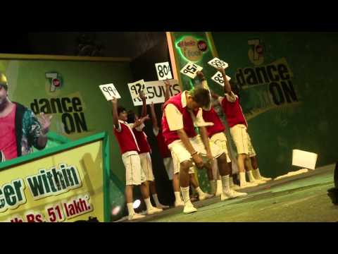 7UP DanceON - Bangalore - Regionals - 25 - Twister Group