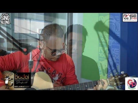 badai romantic project - melamarmu (live di rase sing along)