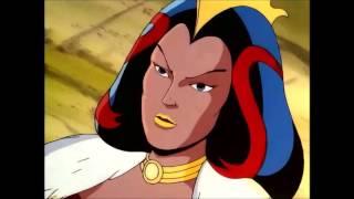 Sauron vs. Garokk - X-Men the Animated Series