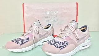 Wife's Nike Airmax ZERO TOKYO on feet review