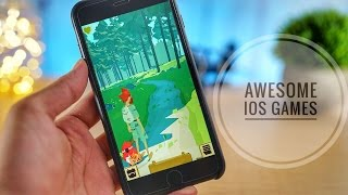 10 Awesome iOS Games (iPhone 7 Plus)