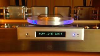 Shanling SCD-T200 tube SACD player
