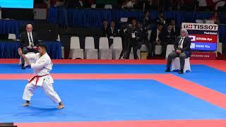 FINAL ASIAN GAMES 2018 KIYUNA RYO VS WANG YITA