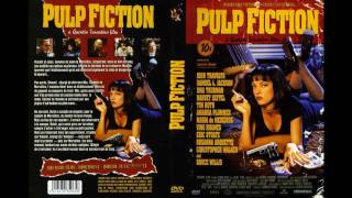Pulp Fiction Soundtrack - Vincent & Jules - Royale With Cheese (Dialogue) - (Track 2) - HD