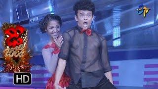 Sanketh and Priyanka Performance – Dhee Jodi - 17th August  2016 – ETV Telugu