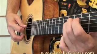 Mini Lesson Long Cool Woman ,The Hollies acoustic guitar lesson part 1