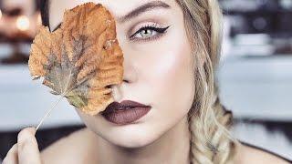 Sonbahar Makyajı | Eyeliner & Kahve Tonlar