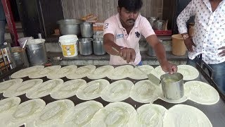 Best Place to Eat Hyderabadi Dosa | Early Morning Tasty Tiffins Starts @ 15 rs | Street Food Hyd