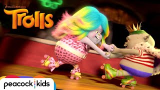 """""""They Don't Know"""" Bridget & Prince Gristle Rollerskating Clip 