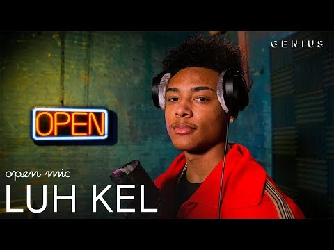 Luh Kel Pull Up Live Performance Open Mic