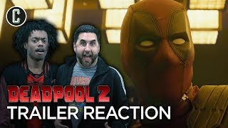 Deadpool 2 Full Trailer Reaction & Review