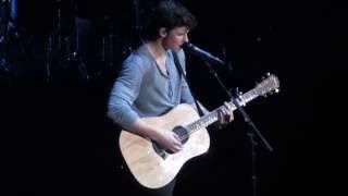 Shawn Mendes Toronto Kid In Love Air Canada Centre