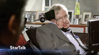 The Universe and Beyond, with Stephen Hawking