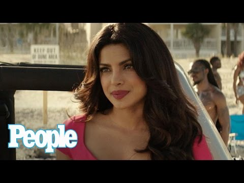 Priyanka Chopra Talks Feeling Shy At The Beach & Time She Was Left Speechless | People NOW | People