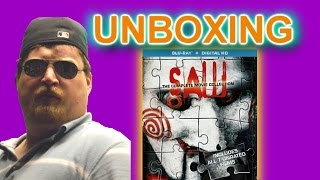 Saw: Complete Movie Collection Unboxing And Thoughts