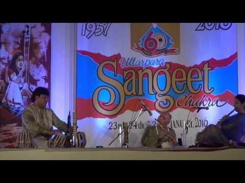 Pt. Hari Prasad Chaurasia -Debopriya Chatterjee -  Raga- Hanshadwani-  Tabla -Subhankar Banerjee