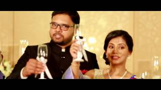 Jithin + Minty Betrothal Highlights