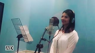 Hot & Sexy Sunny Leone to makes her singing debut